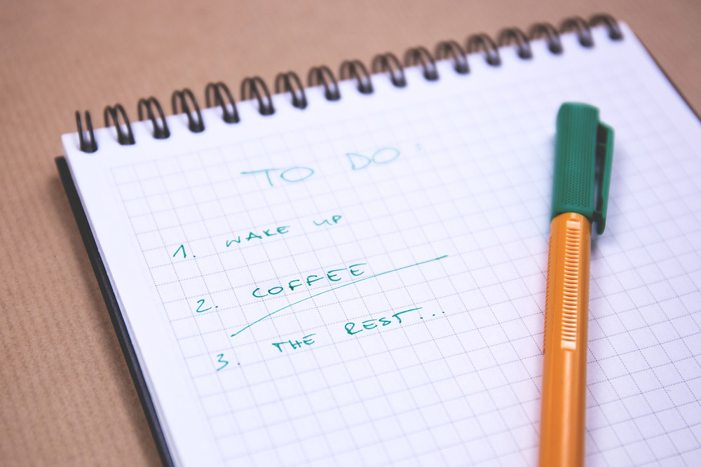 Remembering to Remember - Creating a To-Do List