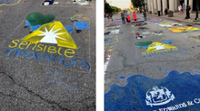 Sensible Innovations is part of Springfield Art Association's Paint the Street 2019