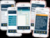 AWARETo App Screen Shots