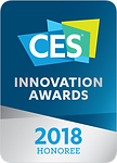 CES Innovation Award 2018 Honoree