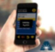 AWARE Wayfinding App Screenshot