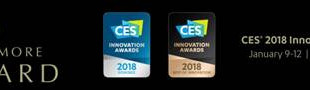 Sensible Innovations named as Consumer Electronics Show 2018 Innovation Awards Honoree