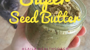 Super-Seed Butter Recipe