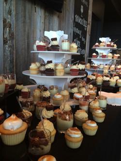 Table à Cupcake