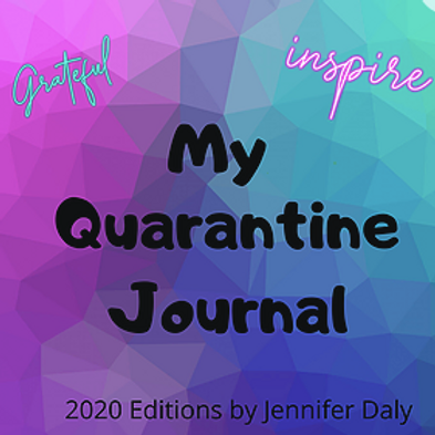 My Quarantine Journal - Elementary Edition (Full Color)