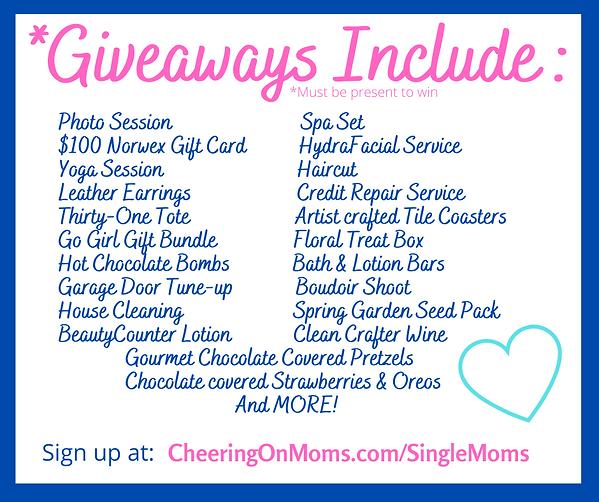 Single Moms Event - Giveaways.png