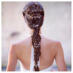 Hair by Rebecca Paris
