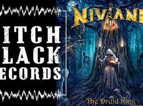 "Pitch Black Records Releases ""The Druid King"" Lyric Video"