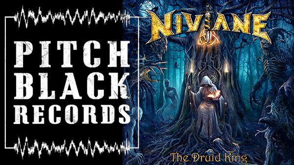 Niviane signs with Pitch Black Records announces release date and free single download