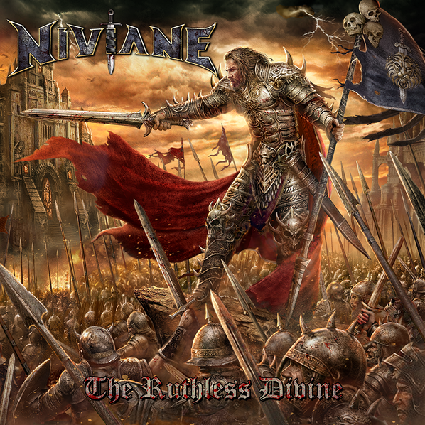 Niviane release new album cover & details