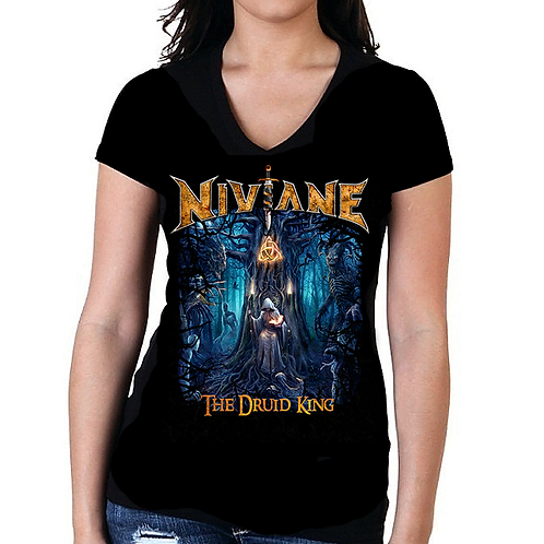 Women's Druid King Shirt