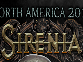 Full list of Sirenia\Niviane tour dates announced.
