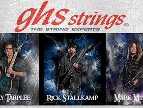 Niviane announces ghs strings endorsement