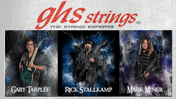 Niviane announces ghs strings endorsement