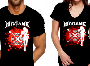 New Niviane Shirt Design Available