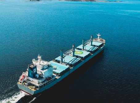 Western Bulk Chartering AS – First half year 2020 results