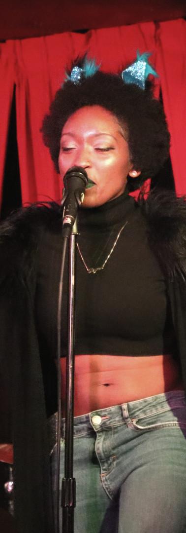 Ms. Naja Hicks