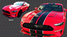 Why add Racing Stripes to your car?