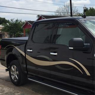 Truck Side Decals