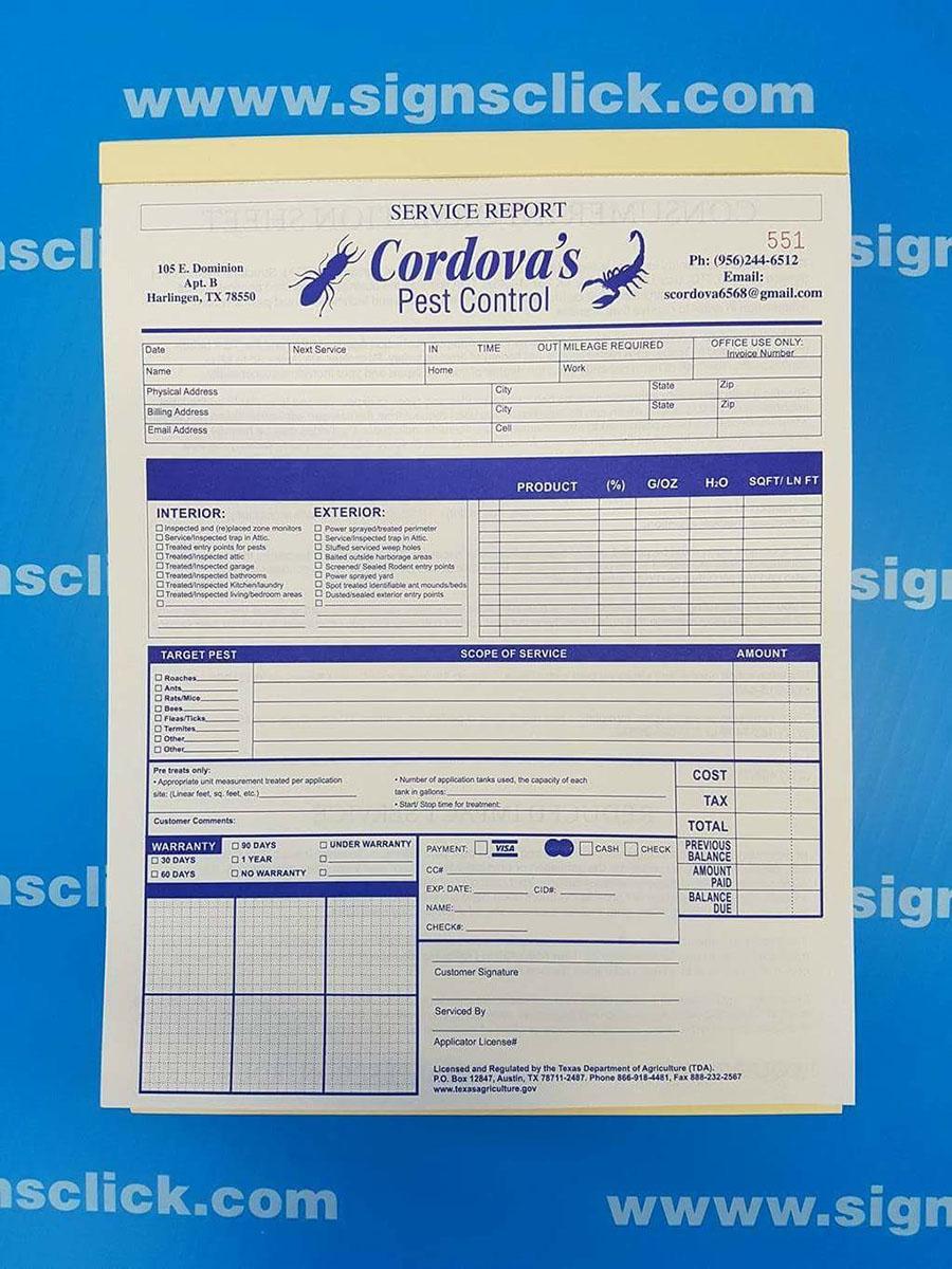 cordova_invoice_idecal