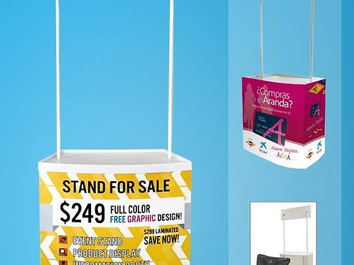 Sale Stand or Convention Stand
