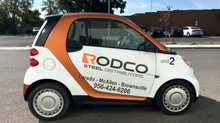 Why RODCO Uses Vehicle Wraps (And Maybe You Should Too)