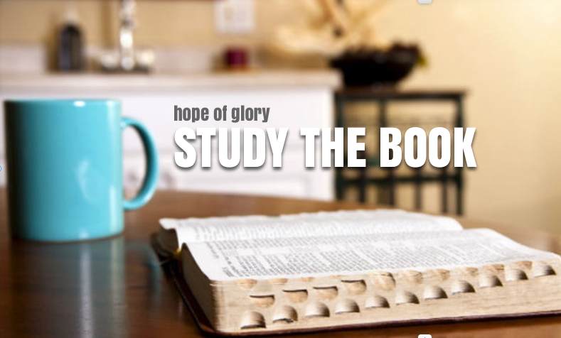 Hope of Glory Bible Study