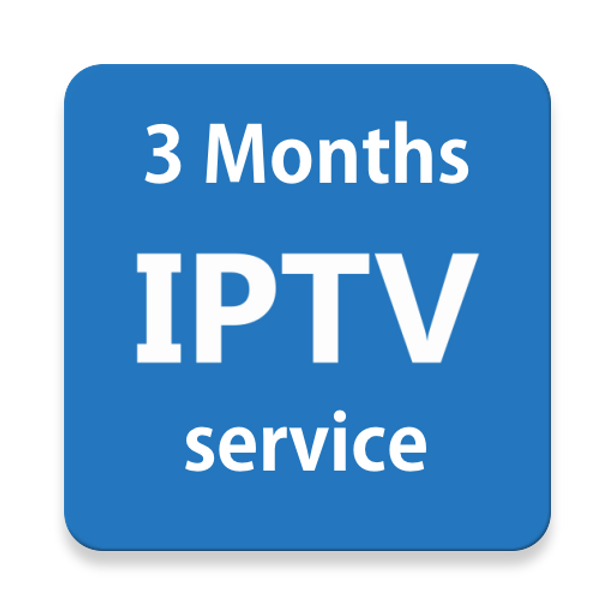 3 Months IPTV Service
