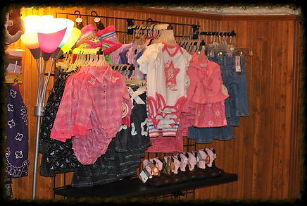 GIRLS INFANT & TODDLER WESTERN CLOTHING