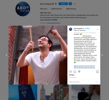 ARD New York