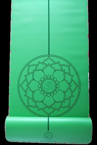 Green Mandala Mat