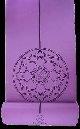 Purple Mandala Yoga Mat