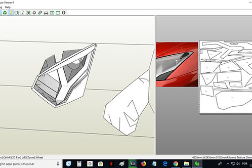 Projeto Farol e Lanterna HC 02