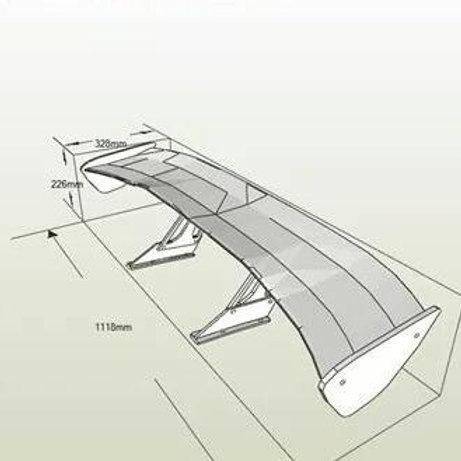 Projeto Aerofólio HC 06