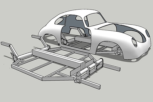 Projeto Chassis HC 03