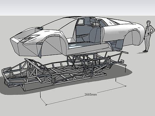 Projeto Chassis HC 01