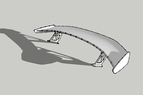 Projeto Aerofólio HC 04