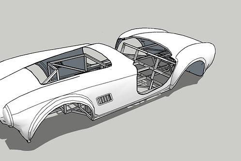 Projeto chassis HC 04