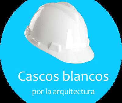 Julio: mes de los cascos blancos por la arquitectura