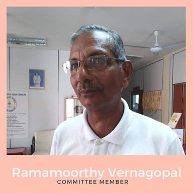 Ramamoorthy Vernagopal