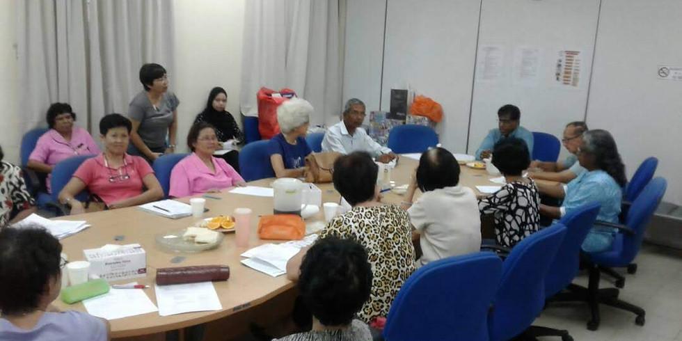 Fortnightly Volunteer Meetings