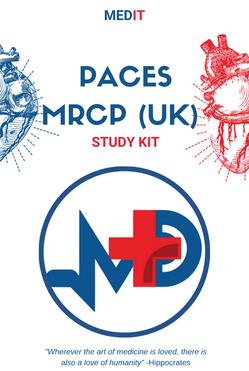 PACES MRCP Study Kit