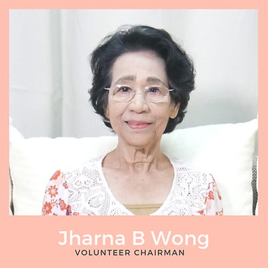 Jharna B Wong