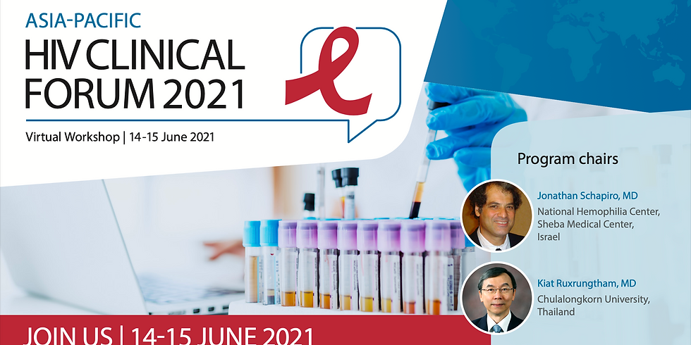 ASIA-PACIFIC HIV CLINICAL FORUM 2021