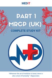 PART 1 MRCP Study Kit