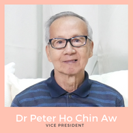 Dr Peter Ho Chin Aw