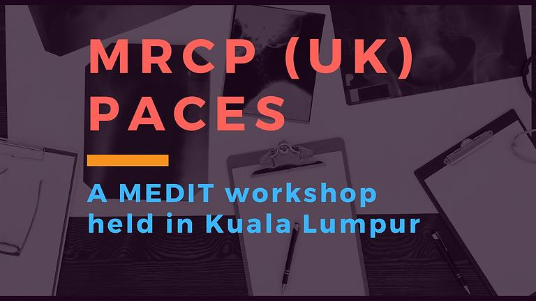 PACES - MEDIT MRCP (UK)