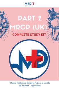 PART 2A MRCP Study Kit