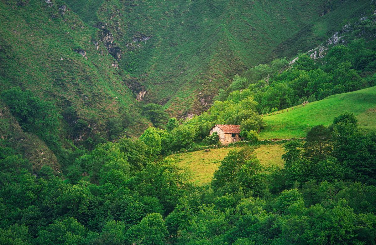 Mestas de Con, Asturias