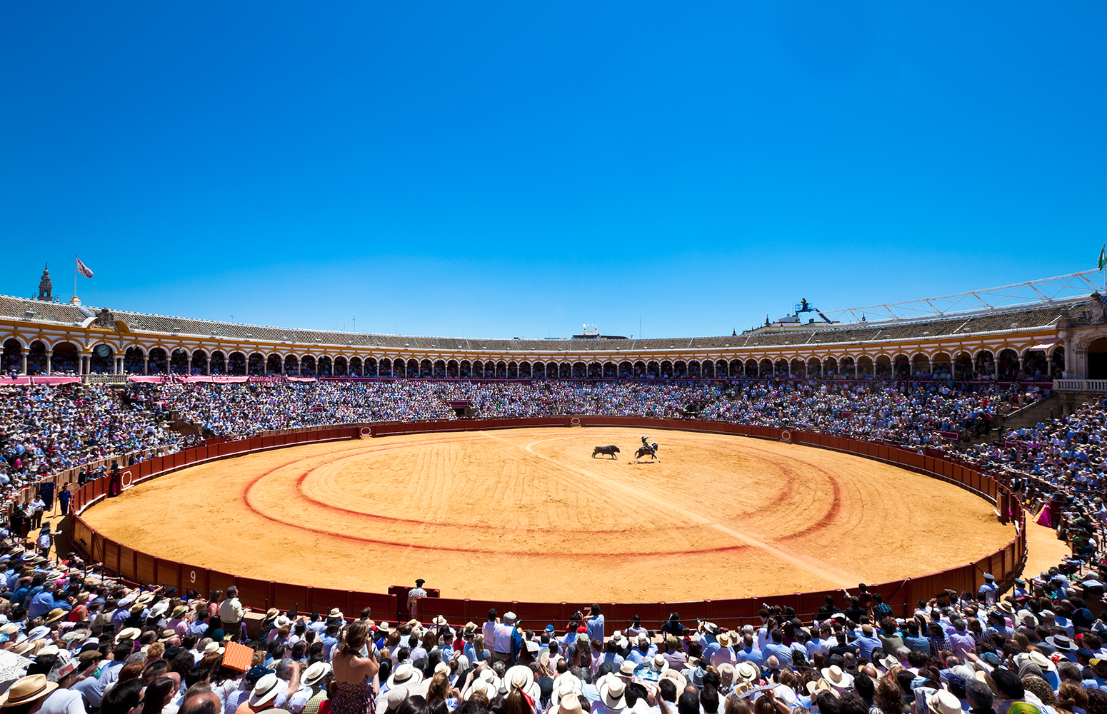 Seville, Spain 2011